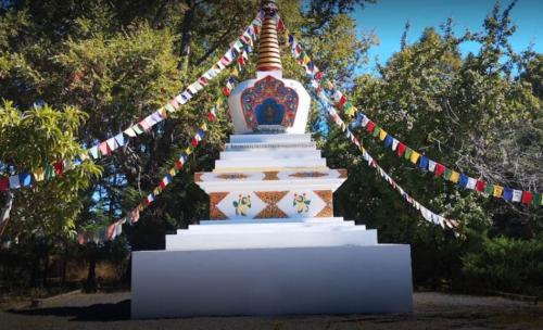 stupa pucon